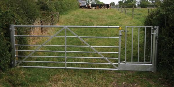 Timber Gates – 5 Rail