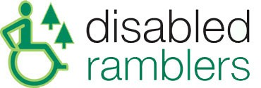 DISABLED RAMBLERS LOGO