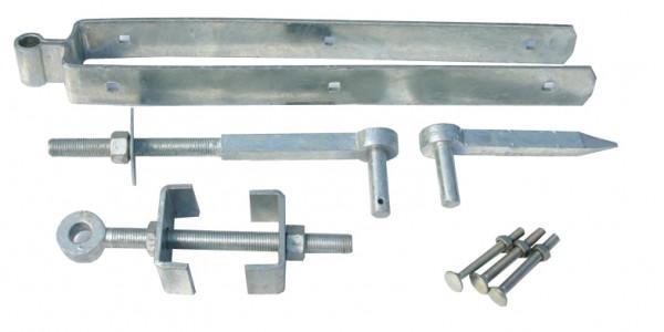 Adjustable Hinge Kit (3″ Gates)