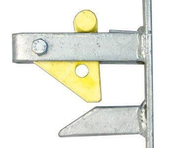 Self Locking Gate Catch and Striker
