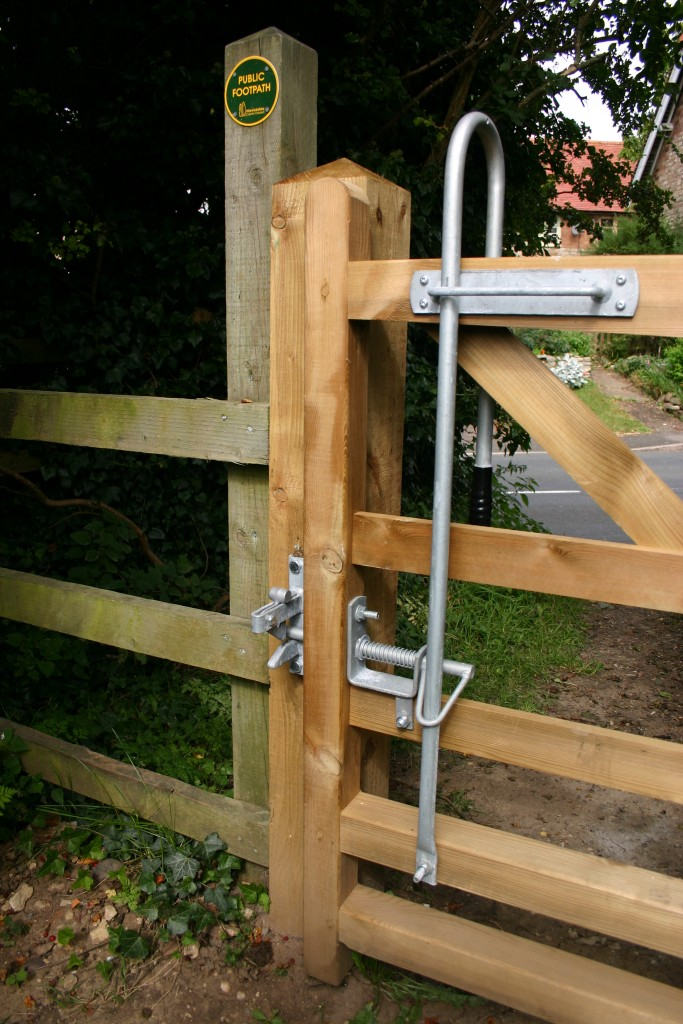 Easy Latch For 1 Way Gate Centrewire